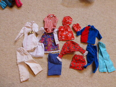 Vintage Barbie doll clothes