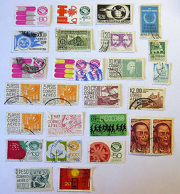 Mexico Stamps lot636