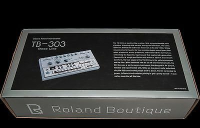 Roland Boutique TB-03 Bass Line Synthesizer TB03