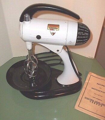 Vintage Sunbeam Automatic Mix master FOR PARTS