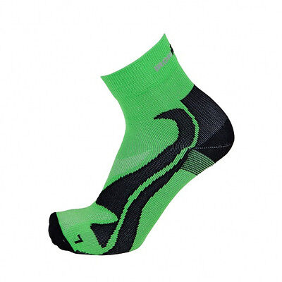 Official Ironman All Sport High Performance Sport Sock - GRN / S (UK 2.5 to 5)
