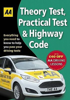 Driving Theory Test Practical Test & the Highway Code 2016 (AA Driving Test) ...