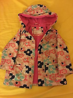 Girls Mothercare Coat 2-3