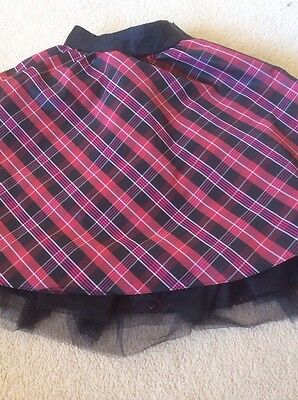Laura Ashley party skirt with netting. Great design! Age 3.