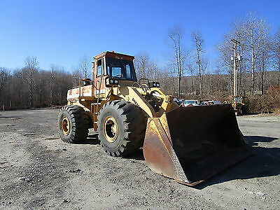 Dresser 550 Wheel Loader RUNS & WORKS EXCELLENT! International Harvester Diesel