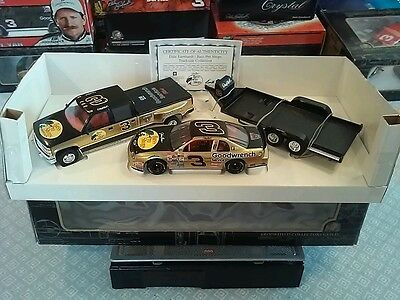 Dale Earnhardt Trackside Collection Bass Pro Shops Brookfield Collectors 1/24