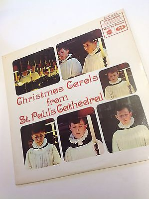Christmas Carols From St. Paul's Catherdral LP