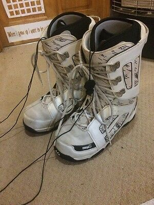 Thirtytwo Snowboard Boots Size 9 Thirty Two 32