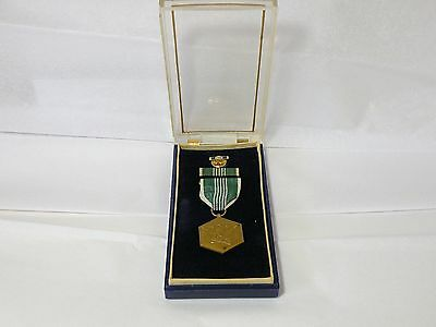 US Army Military Vietnam Commendation Medal For Meritorious Service Not Engraved