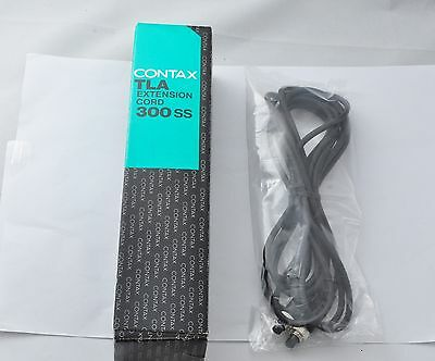 [New Outlet!!]Contax  TTL TLA 3m Extension Cord 300SS/box from Japan