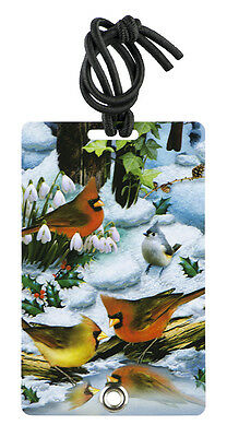 YaYtag - Trendy Luggage Tags - Set of 2 - Winter Gathering by YaY Novelty