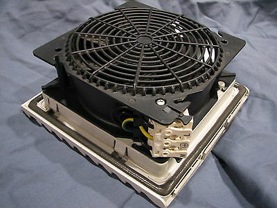 Rittal 115V Enclosure Fan and Grill~SK3238.110