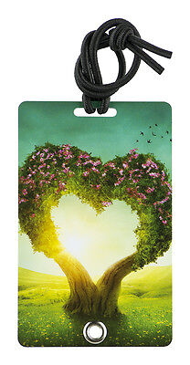 YaYtag - Trendy Luggage Tags - Set of 2 - Valentine Tree by YaY Novelty