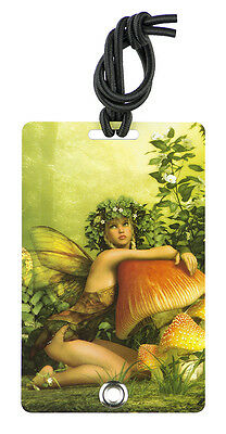 YaYtag - Trendy Luggage Tags - Set of 2 - Summer Fairy by YaY Novelty