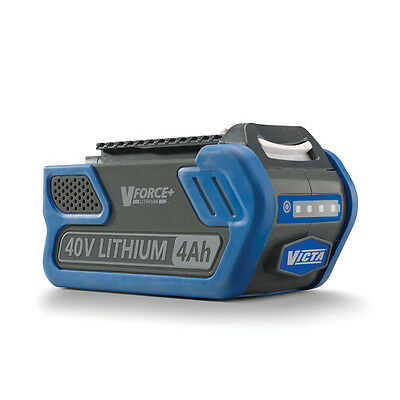 Victa V-Force+ Lithium-ion 4Ah Battery 40V FREE SHIP AUS STOCK NEW IN PACKAGING