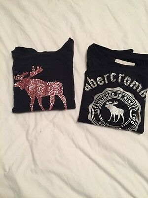 DUE Maglie BAMBINA Abercrombie