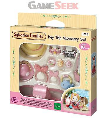 Sylvanian Families Day Trip Accessory Set - Toys Brand New Free Delivery