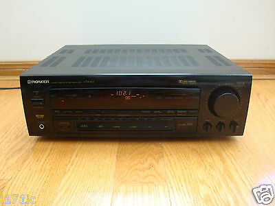 Pioneer VSX-452 5.1 Audio Video Stereo Receiver Dolby TESTED 100% Works Great!