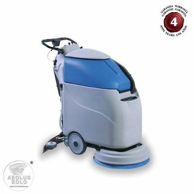Floor Cleaner Scrubber Man Down Lps02 B With Battery