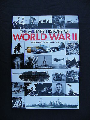 Book - Illustrated History of WW2