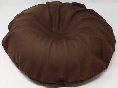 Comfortnights Surgical Ring Cushion with washable Brown poly cotton cover