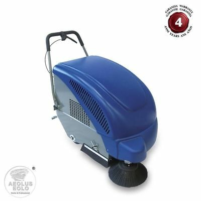 Professional Floor Carpet Sweeper Man Down With Battery Eolo Lps06 B