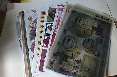 39 mixed sheets toppers cardstock and more
