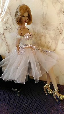 Ooak Baroque Margaux A Nigel Chia Demuse Dressed Doll Similare Sybarite Perfect!