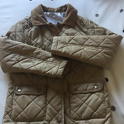 Marks And Spencer Girls Coat Age 9 To 10 Yrs