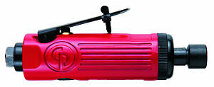 "Chicago Pneumatic CP872 1/4"" Straight Air Die Grinder -FREE UK NEXT DAY DELIVERY"