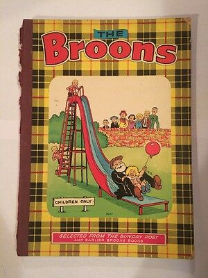 Broons Annual 1975 Poor Condition Lot 2