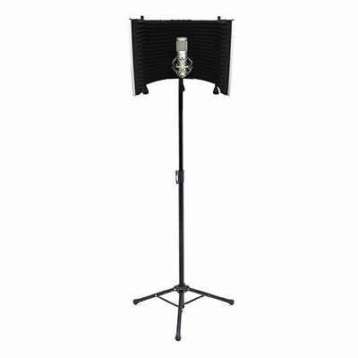 Editors Keys Pro Straight Microphone Floor Stand (also suitable for vocal booth)