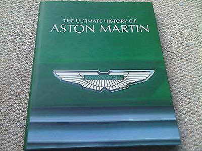 The Ultimate History of Aston Martin Book Andrew Noakes Glorious Colour