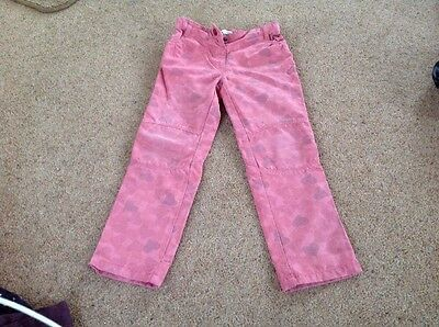 Girls Trousers Aged 5