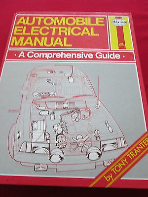 Haynes Automobile Electrical Manual: A Comprehensive Guide - Hb Book