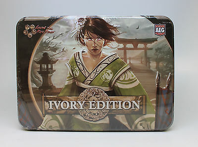 Legend of The Five Rings: L5R Ivory Edition Booster Box 36 Packs