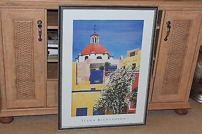 Framed Signed Limited Edition Print by Ilana Richardson