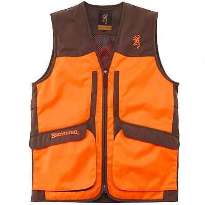 Gilet de chasse Browning upland hunter TAILLE L - 3059643903 + euro VC47931