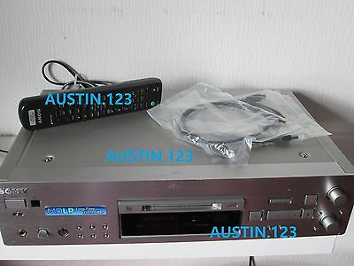 Sony MDS-JB940 Mini Disc Recorder/Player