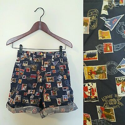 1970s Vintage Women's Golf Shorts Size Small