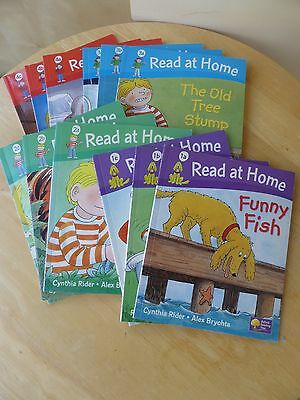 Oxford Reading Tree - 12 books level 1 to 4