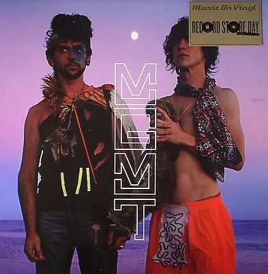 MGMT - Oracular Spectacular - Vinyl (LP)