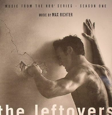 RICHTER, Max - The Leftovers: Season One (Soundtrack) - Vinyl (LP)