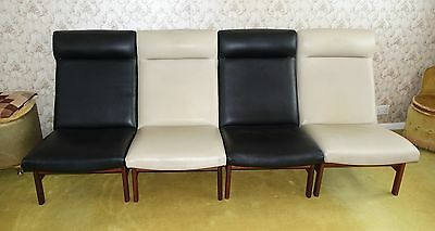 Chairs 1970's retro Cornwell-Norton (Parker Knoll)