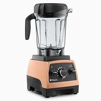 VITAMIX PROFESSIONAL 750 BLENDER in COPPER with 64oz. CONTAINER