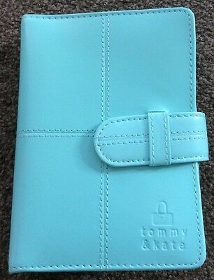 TOMMY & KATE 100% Leather Filofax/Organiser - NEW