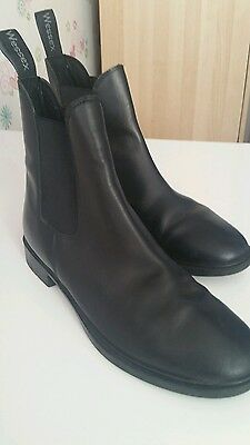 Ladies wessex  horse riding boot size 7