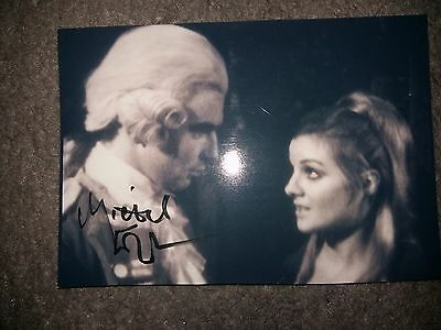 MICHAEL ELWYN - Doctor Dr Who Autograph Signed