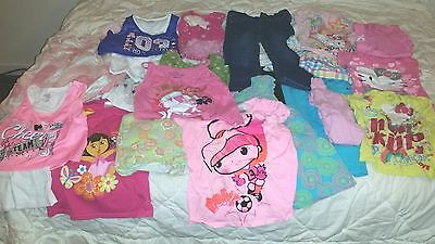 Girls clothing Size 5 Huge Lot 20 pieces