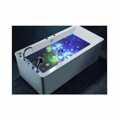 LED Disco Ball Light Underwater Show Pool Bath Swimming Game Party & Aquaglow